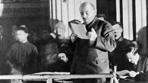 Владимир Ильич Ленин О кооперации. История в фильмах
