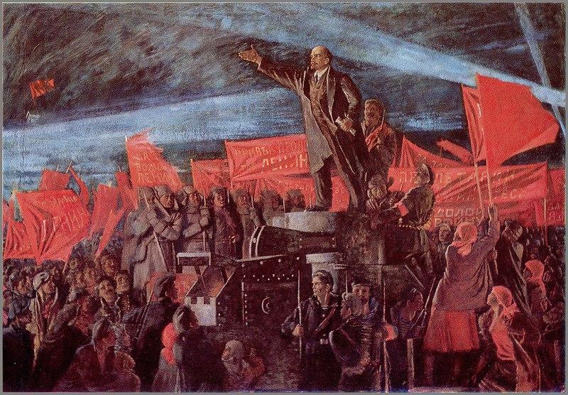 Апрельские тезисы Ленина. АГРАРНАЯ И НАЦИОНАЛЬНАЯ ПРОГРАММЫ. НАЦИОНАЛИЗАЦИЯ БАНКОВ И СИНДИКАТОВ КАПИТАЛИСТОВ