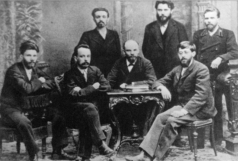 Из истории Союза борьбы за освобождение рабочего класса