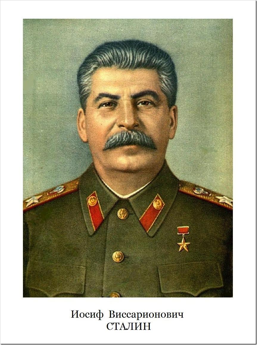 Товарищ Сталин - организатор победы советского народа в Великой Отечественной войне