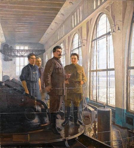 Анри Барбюс. СТАЛИН. 1928-1934 ВЕЛИКИЕ ЛОЗУНГИ