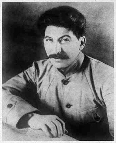 Биография товарища Сталина. Часть IV