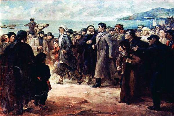 Сталин И.В. Марксизм и национальный вопрос VI. Кавказцы, конференция ликвидаторов