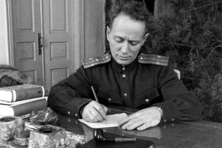 21 февраля 1984 года умер Шолохов, Михаил Александрович, советский писатель, коммунист, академик