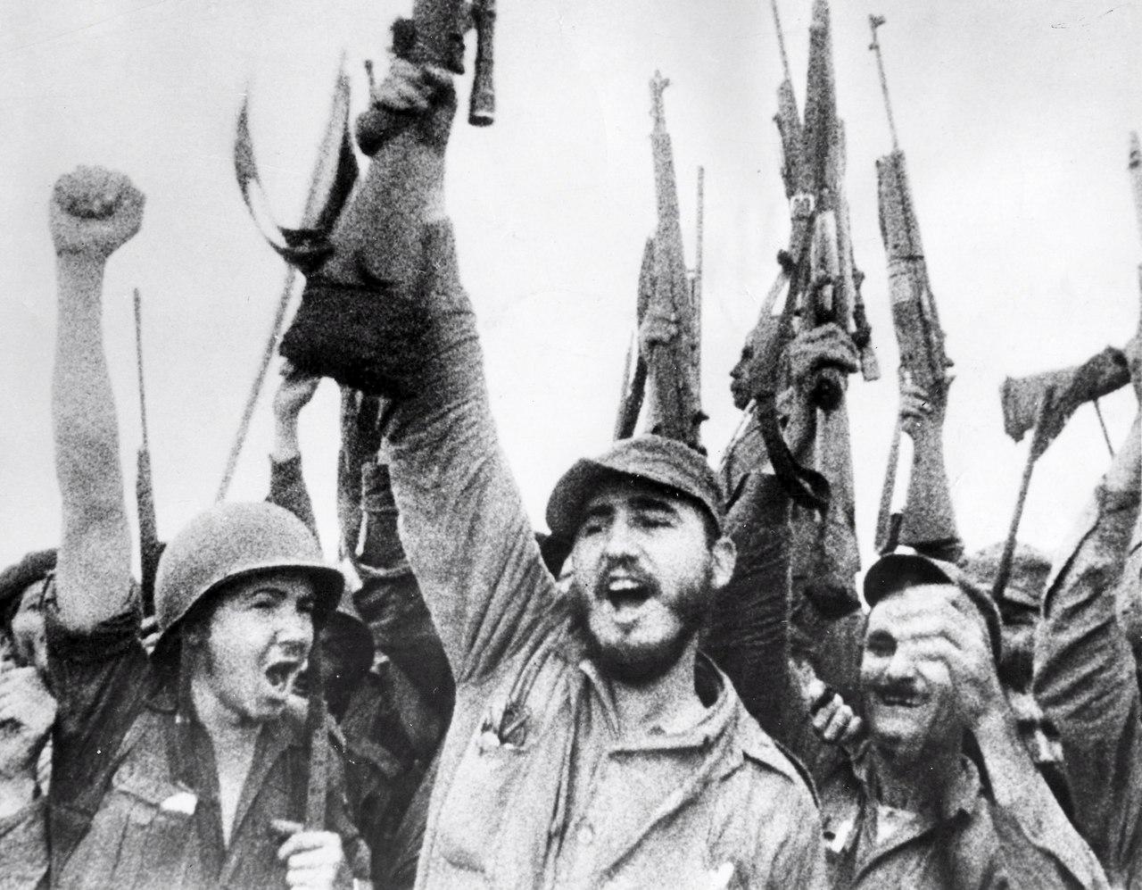 Кубинская революция. Движения 26 июля