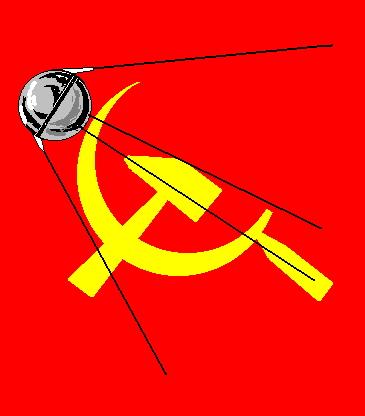60 лет назад, 12 апреля 1961 г., первый человек, коммунист в Космосе