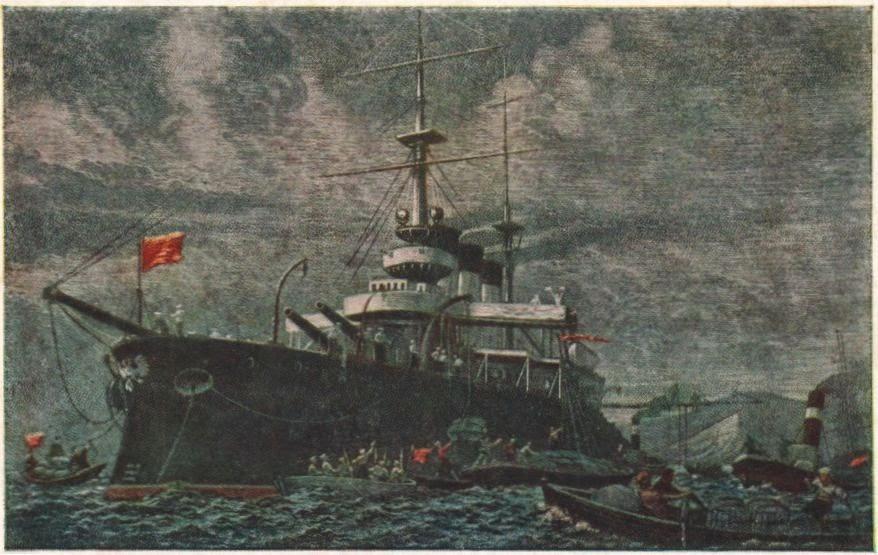 19 июня 1905 - Восставший броненосец