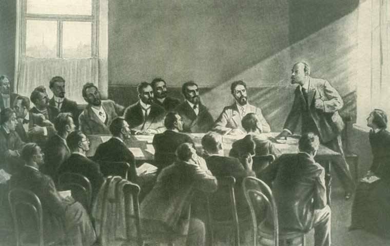 В. И. ЛЕНИН. ИЗВЕЩЕНИЕ О III СЪЕЗДЕ РОССИЙСКОЙ СОЦИАЛ-ДЕМОКРАТИЧЕСКОЙ РАБОЧЕЙ ПАРТИИ